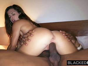 Keisha Grey has a sexual encounter with a black cock
