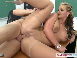 Marvelous Phoenix Marie gapes her tight booty cock