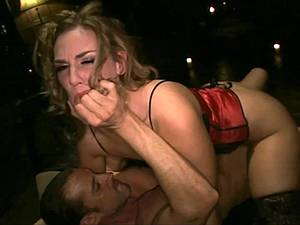Brianna loves getting fucked in the dark