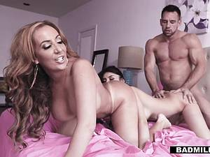 Brenna Sparks brings home a fat piece of cock